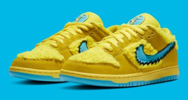 Grateful DeadNike SB Dunk ''Opti Yellow''