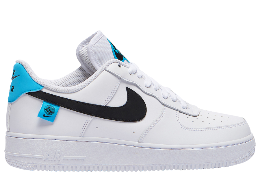 Nike Air Force 1 Low ''Worldwide'' CK7648 002 Sneaker Style