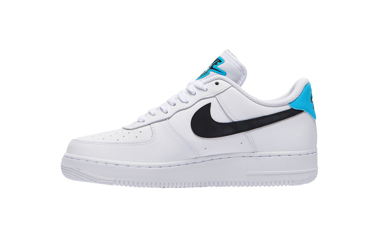 nike air force 1 low bleu et blanc