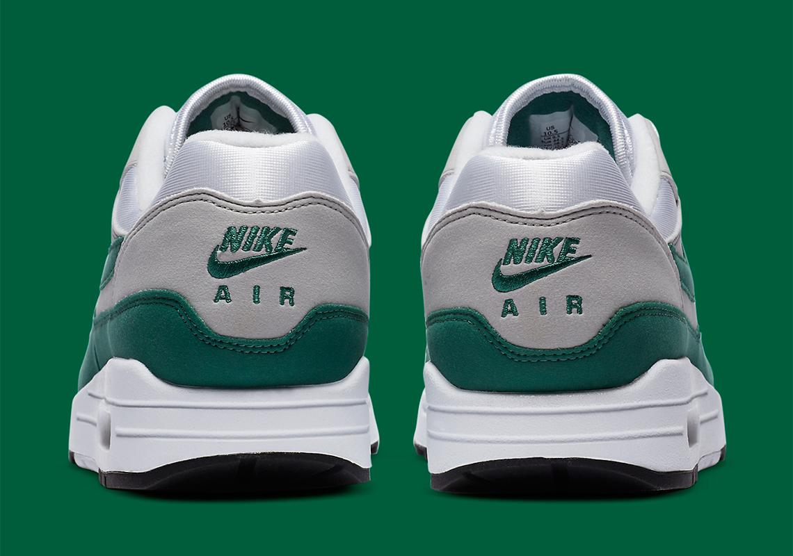 Nike Air Max 1 Anniversary ''Hunter Green'' - DC1454-100