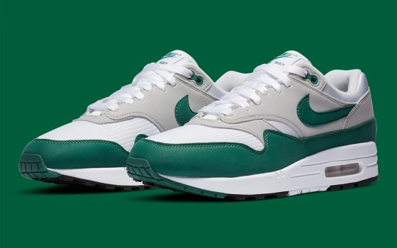 Nike Air Max 1 Anniversary ''Hunter Green'' - DC1454-100