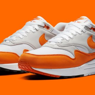 Nike Air Max 1 Anniversary ''Magma Orange'' - DC1454-101
