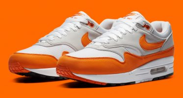 NikeAir Max 1 Anniversary ''Magma Orange''