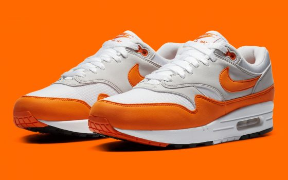 Nike Air Max 1 Anniversary ''Magma Orange'' - DC1454-101