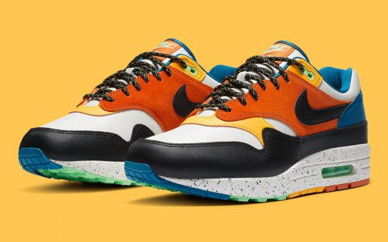 Nike Air Max 1 ''Multi Mix'' - CZ8140-001