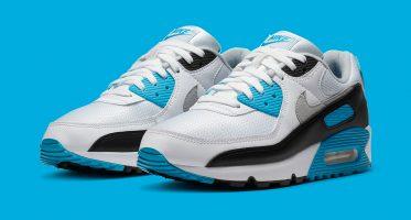 NikeAir Max 90 OG ''Laser Blue''