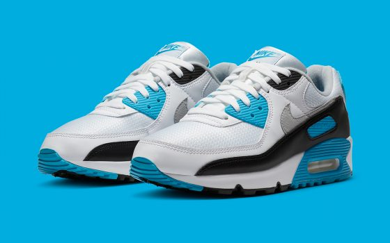 Nike Air Max 90 OG ''Laser Blue'' - CJ6779-100