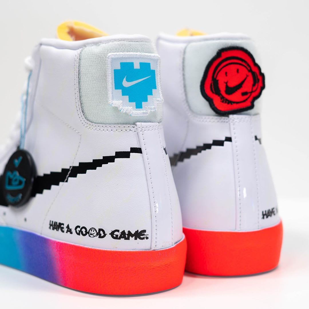 Nike Blazer Mid '77 Vintage ''Have A Good Game'' - DC3280-101