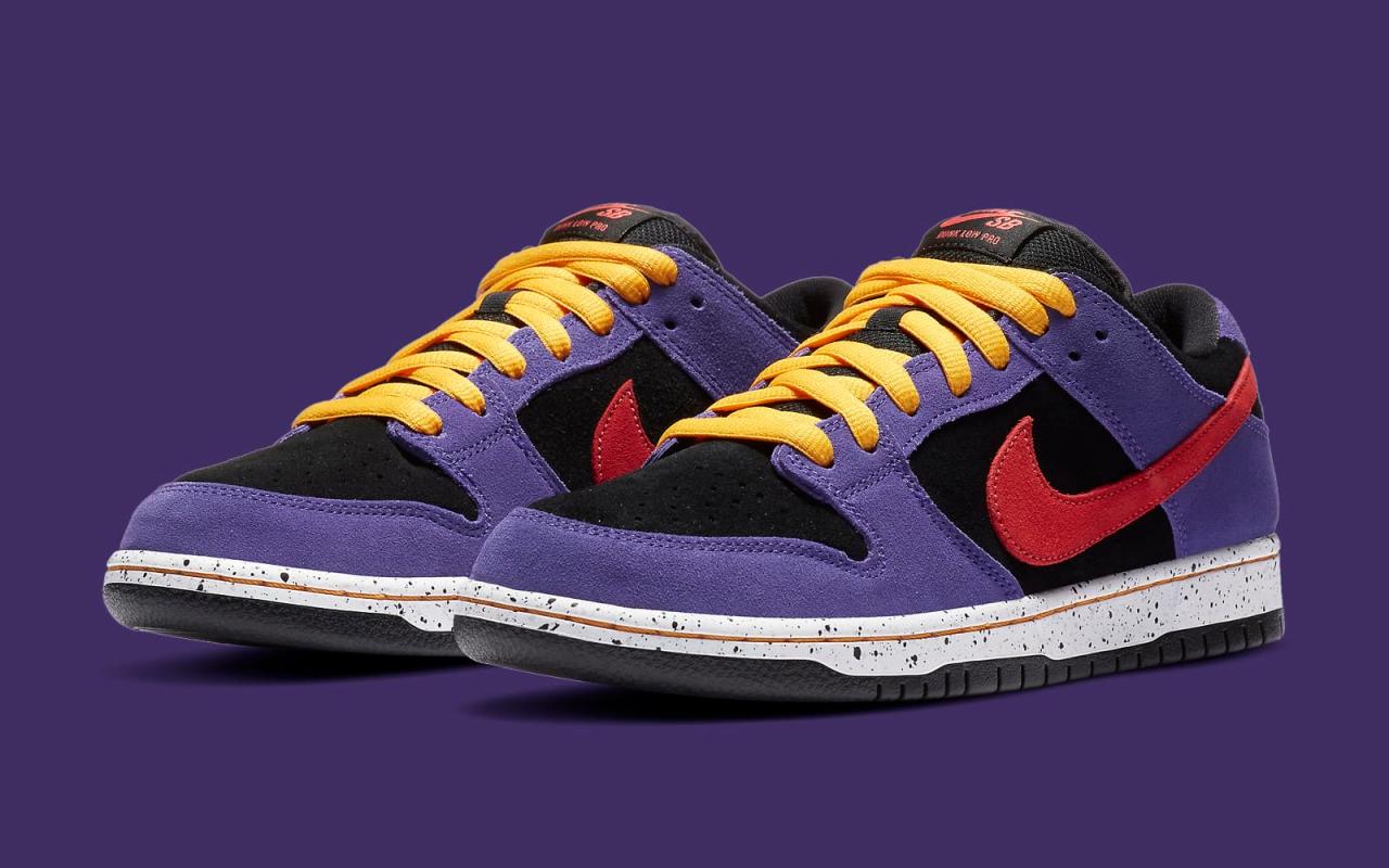 Nike SB Dunk Low Pro ''ACG'' BQ6817 008 Sneaker Style
