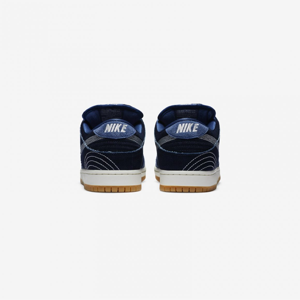 Nike SB Dunk Low ''Denim Gum'' - ''Sashiko'' Pack - CV0316-400