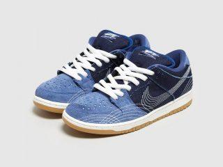 Nike SBDunk Low ''Denim Gum'' - ''Sashiko'' Pack