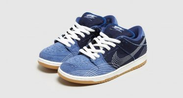 Nike SBDunk Low ''Denim Gum'' - ''Sashiko'' Pack