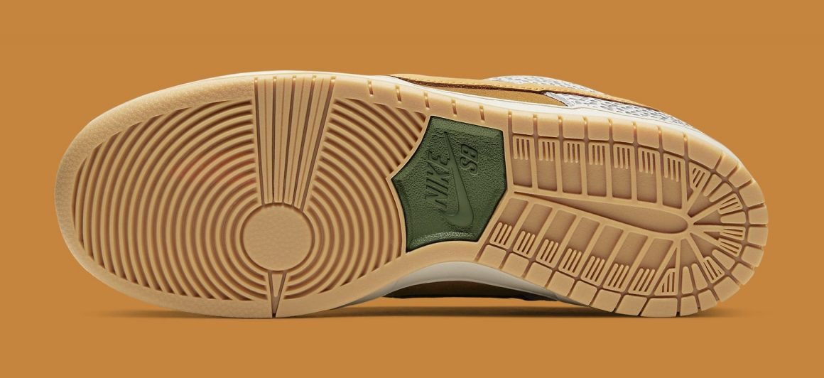 Nike SB Dunk Low Pro ''Safari'' - CD2563-002