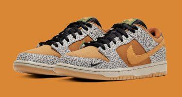 Nike SBDunk Low Pro ''Safari''