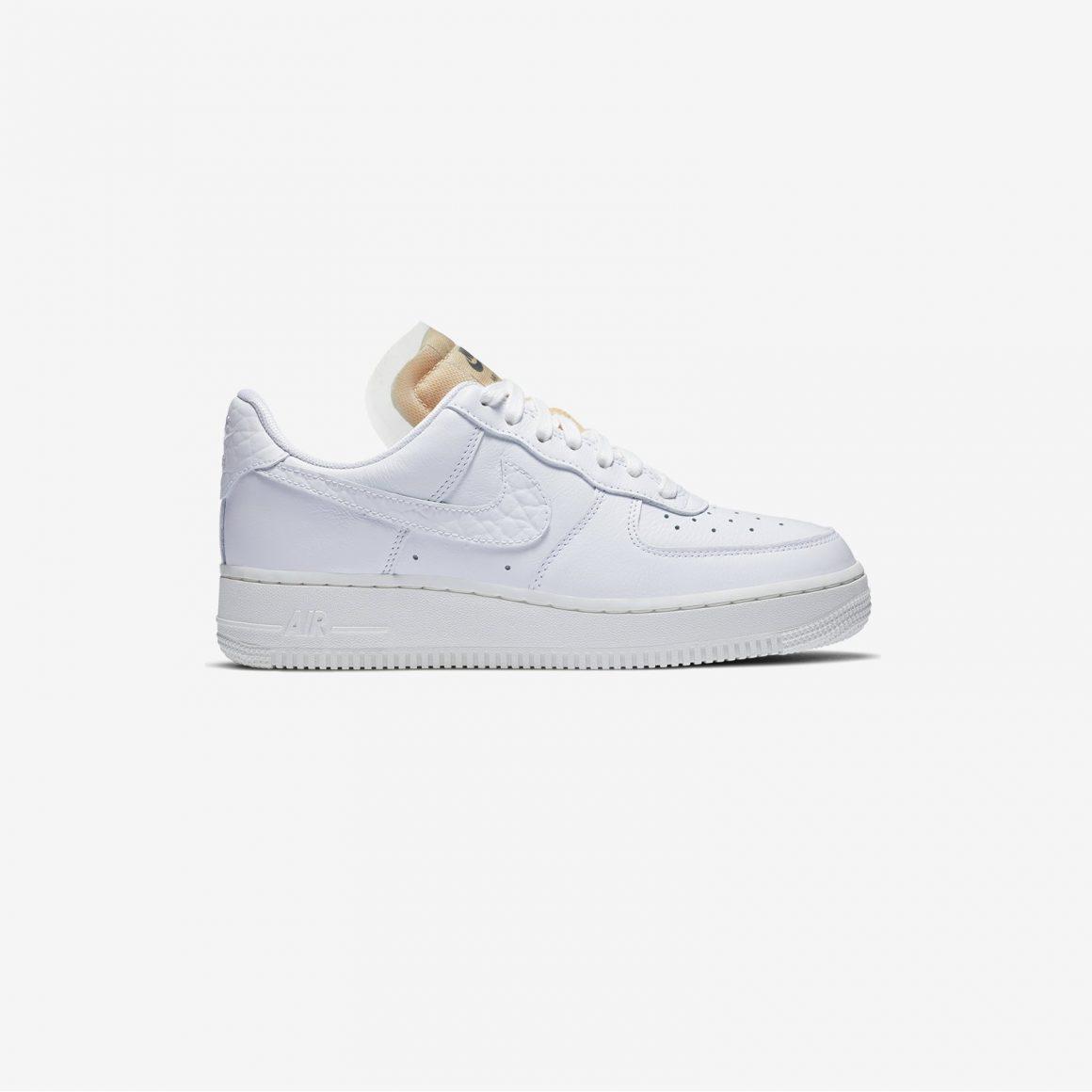 Nike WMNS Air Force 1 '07 LX ''Bling'' - ''White Onyx'' - CZ8101-100