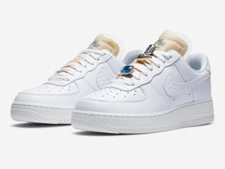 NikeWMNS Air Force 1 '07 LX ''Bling''
