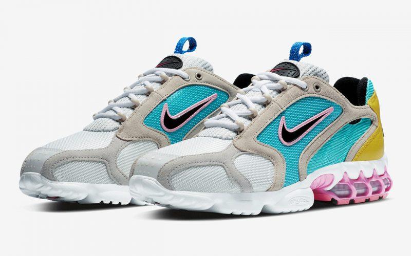 size? x Nike Air Zoom Spiridon Cage 2 ''Carnaby'' - CW7482-100