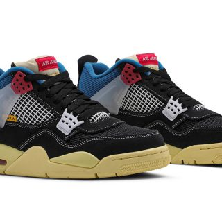 Union LA x Air Jordan 4 Retro SP ''Off Noir'' - DC9533-001