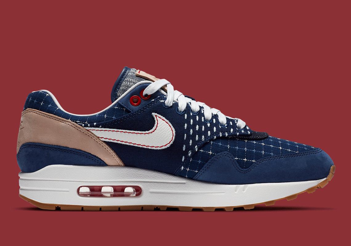 DENHAM x Nike Air Max 1 - CW7603-400