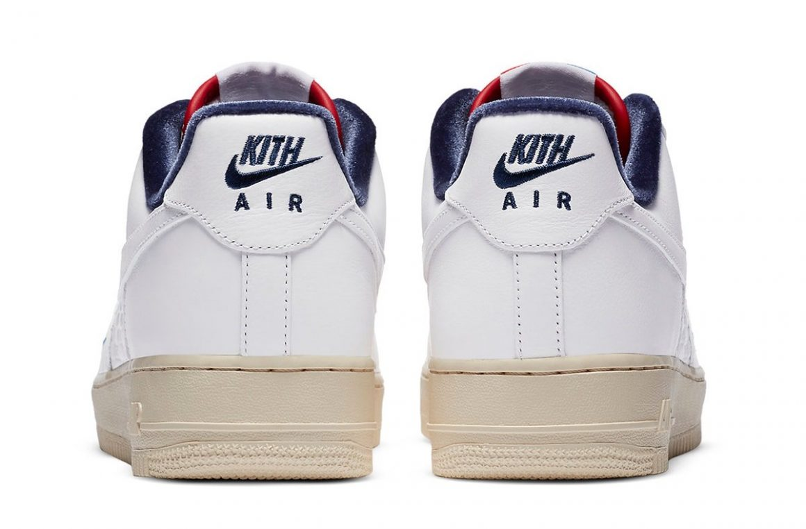 KITH x Nike Air Force 1 ''Paris'' - CZ7927-100
