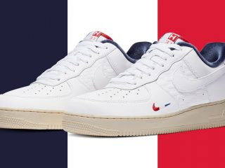 KITHNike Air Force 1 ''Paris''