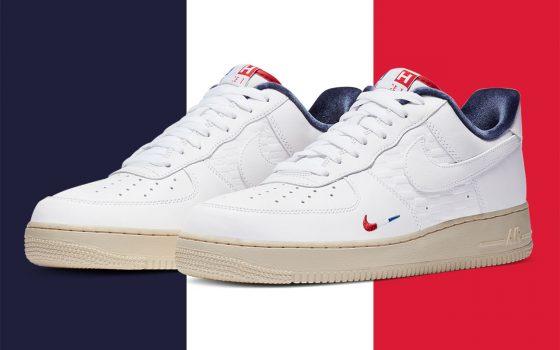 KITH x Nike Air Force 1 ''Paris'' - CZ7927-100