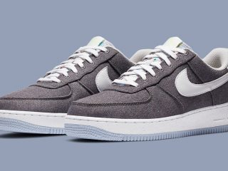 NikeAir Force 1 ''Iron Grey''