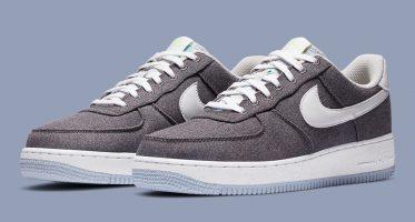 NikeAir Force 1 ''Iron Grey''