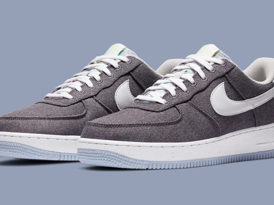 Nike Air Force 1 ''Iron Grey'' - CN0866-002