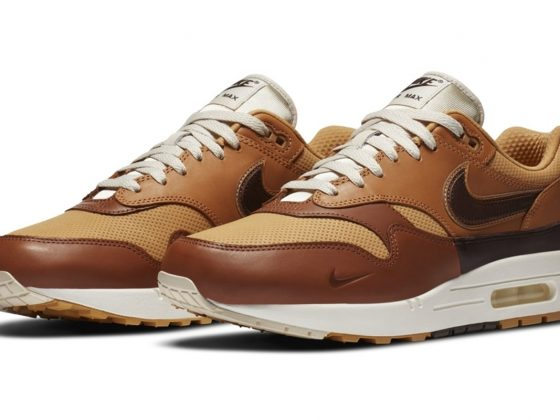 Nike Air Max 1 ''SNKRS Day'' - ''Brown'' - DA4302-700