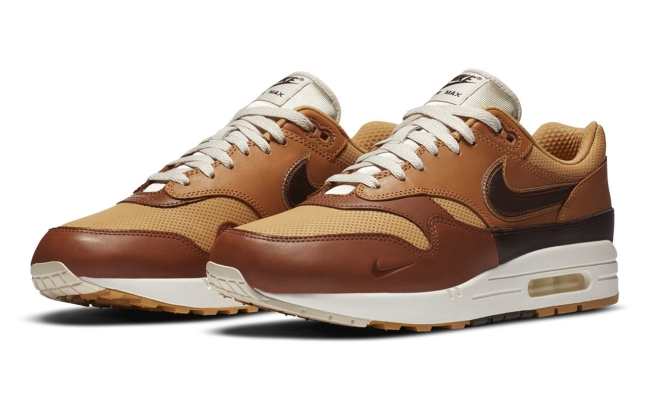 Nike Air Max 1 ''SNKRS Day'' - ''Brown'' - DA4302-700 - Sneaker Style
