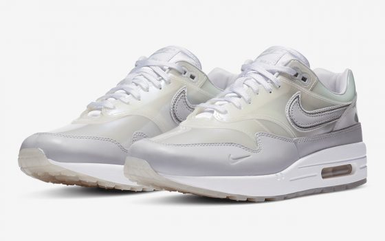 Nike Air Max 1 ''SNKRS Day'' - ''White'' - DA4300-100