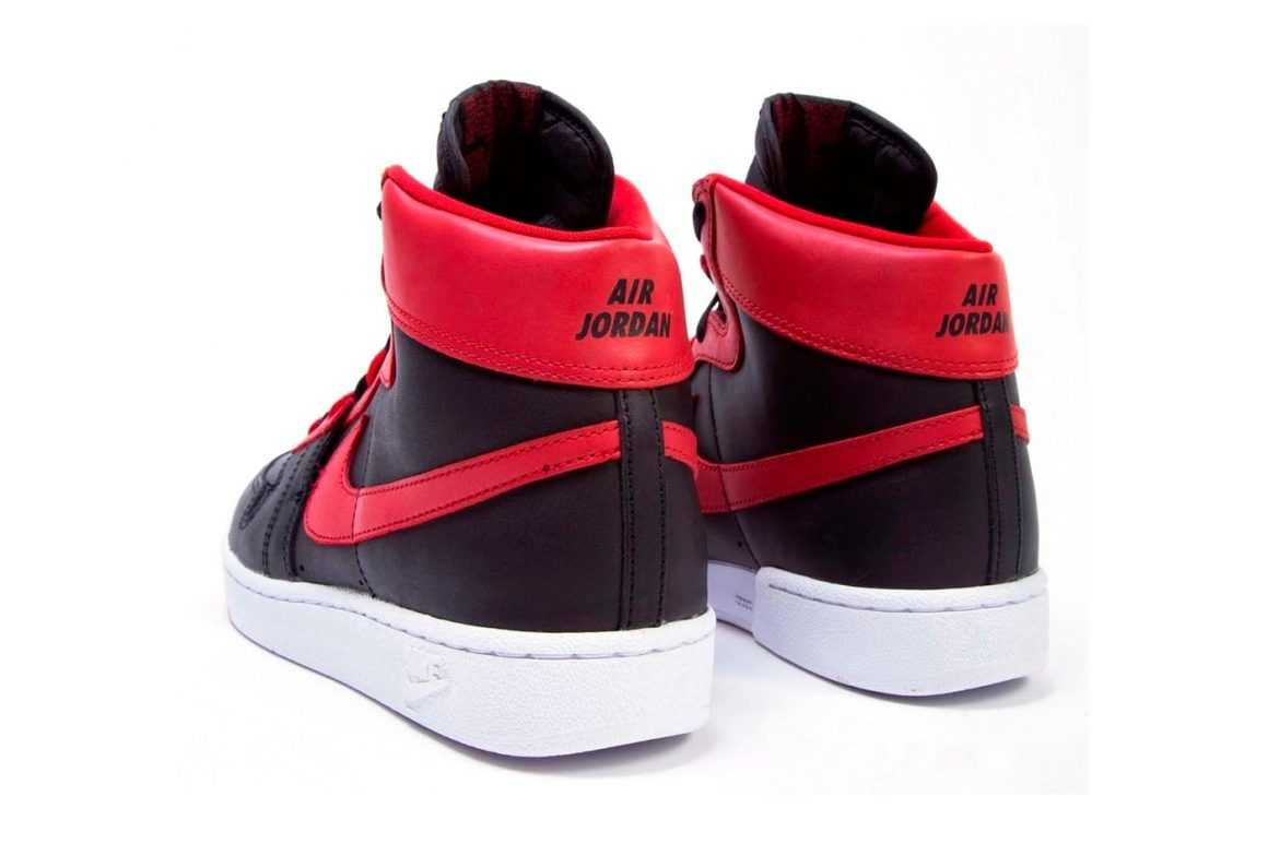 Nike Air Ship Pro ''Bred''/''Banned'' - CD4302-006