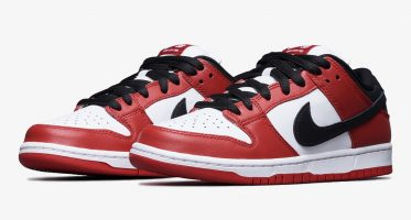 Nike SBDunk Low Pro J-Pack ''Chicago''