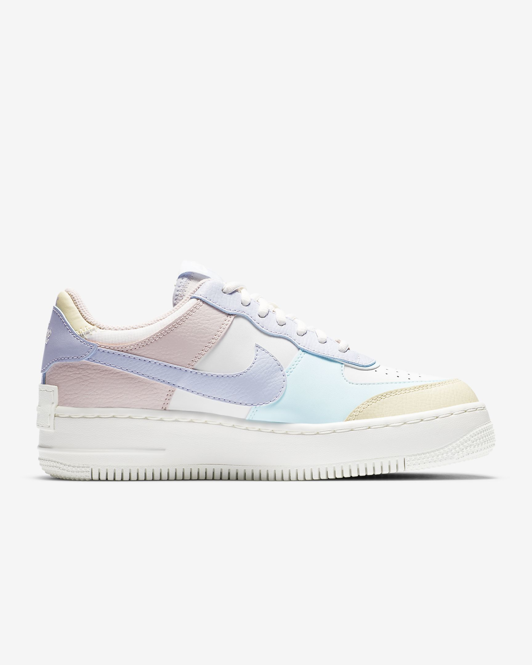 Nike WMNS Air Force 1 Shadow ''Pastel'' - CI0919-106 - Sneaker Style
