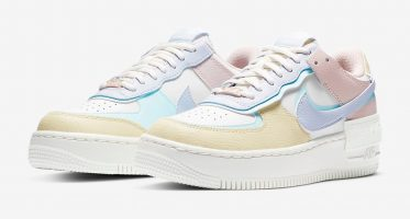 NikeWMNS Air Force 1 Shadow ''Pastel''