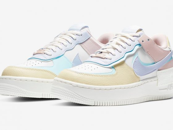 Nike WMNS Air Force 1 Shadow ''Pastel'' - CI0919-106