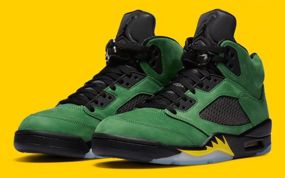 Air Jordan 5 ''Apple Green'' - CK6631-307