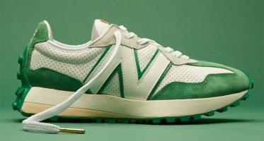 CasablancaNew Balance 327 ''Idéaliste'' - ''Green''
