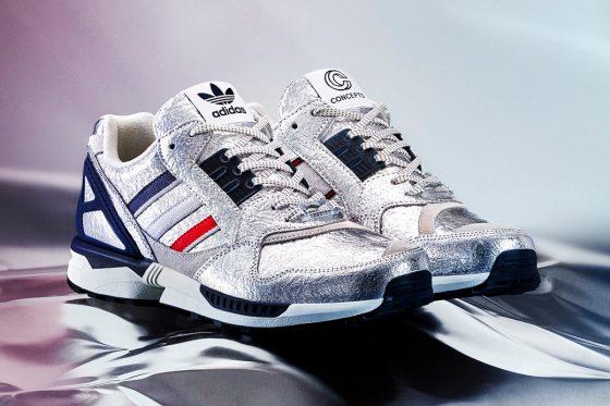 Concepts x adidas ZX-9000 ''Boston Marathon'' - FX9966