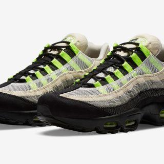 DENHAM x Nike Air Max 95 ''Neon'' - DD9519-001