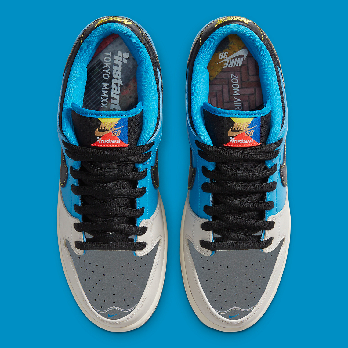 Instant Skateboards x Nike SB Dunk Low - CZ5128-400