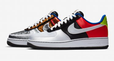 NikeAir Force 1 '07 PRM ''Olympic'' - Hidden Message Pack