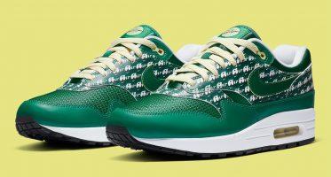 NikeAir Max 1 Powerwall ''Limeade''