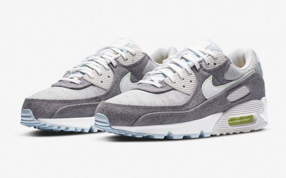 Nike Air Max 90 NRG ''Vast Grey'' - CK6467-001