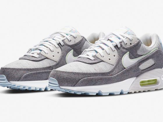 Nike Air Max 90 NRG ''Vast Grey'' - CK6467-001