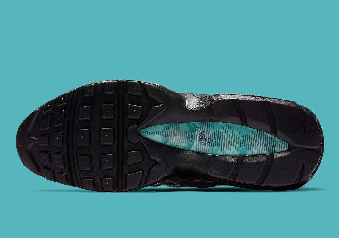 Nike Air Max 95 ''Aurora Green'' - DNA Pack - DA7735-001