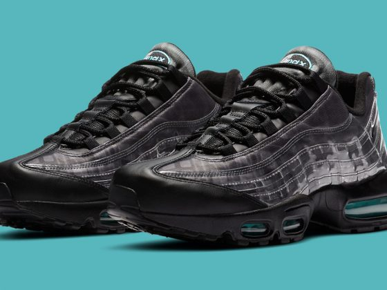 Nike Air Max 95 ''Aurora Green'' - DNA Pack - DA7735-001