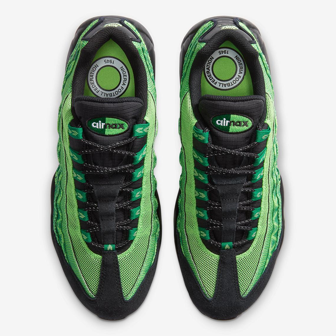 Nike Air Max 95 ''Naija'' - CW2360-300