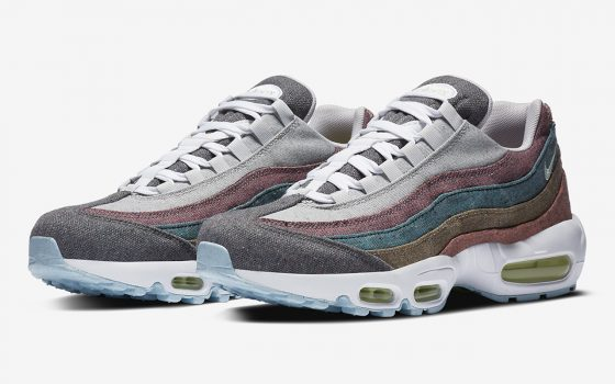 Nike Air Max 95 NRG ''Vast Grey'' - CK6478-001